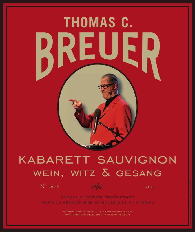 Thomas C. Breuer, Kabarett Sauvignon